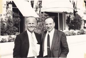 Benjamin Graham and Jerome Newman -1959