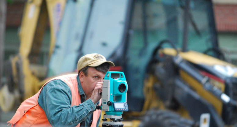 Benjamin graham surveyor
