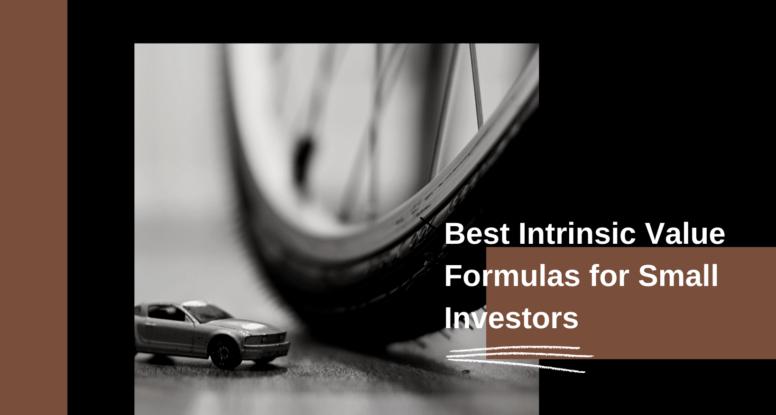 intrinsic value formula
